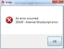 Ghostscript Pdf Printer