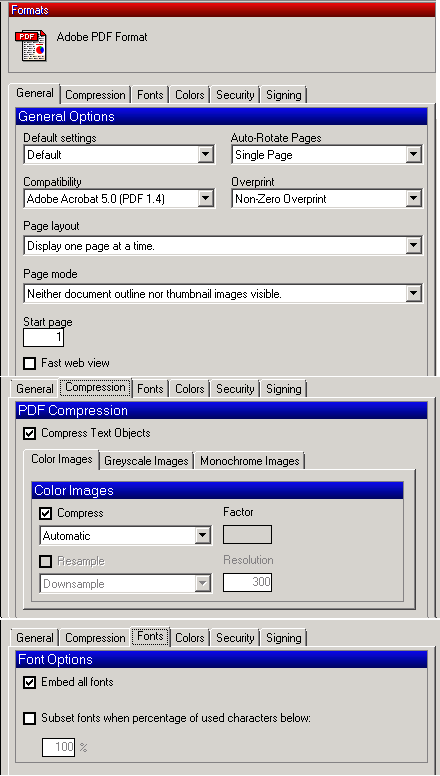 pdf creator 1.7.3