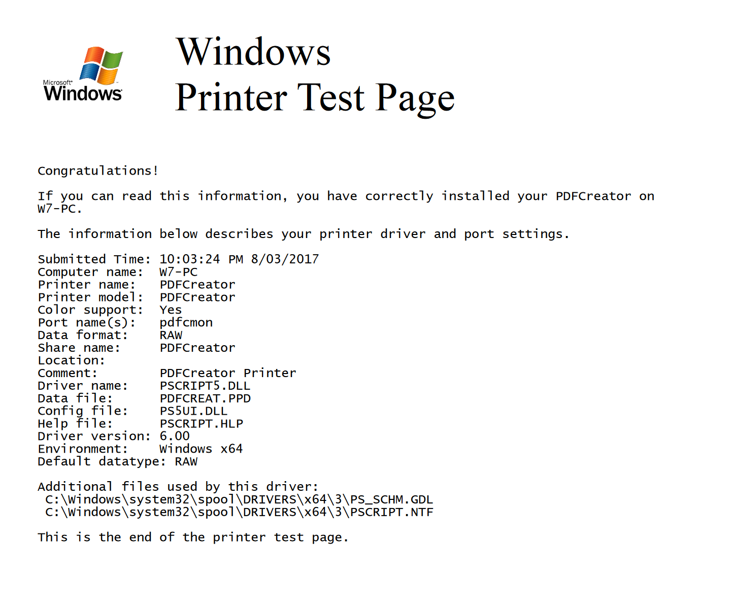 Bad Print Out  Possible bug (Solved) - English Help - pdfforge forums