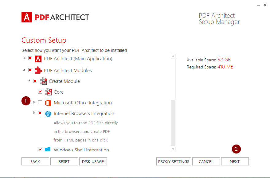 PDF Architect is causing Office problems - PDF Architect