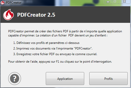 Is pdfCreator able to print xlsx files to pdf file using windows